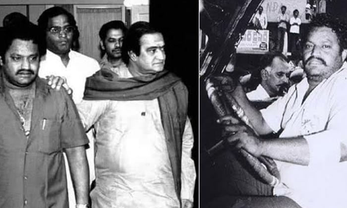 Goteti Ramachandra Rao About Harikrishna--Goteti Ramachandra Rao About Harikrishna-
