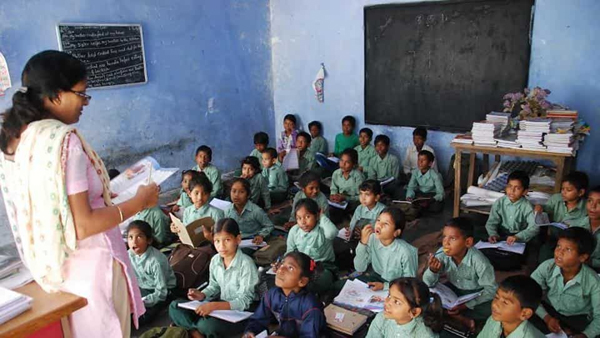 Government School Teacher Message Goes Viral-