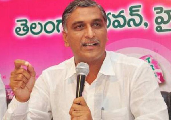 'Harish Rao is being sidelined in TRS'-Elections 2019,Elections In Telangana,Harish Rao,KCR,KCR Wants To Down Harish Rao Intention In TRS,TRS