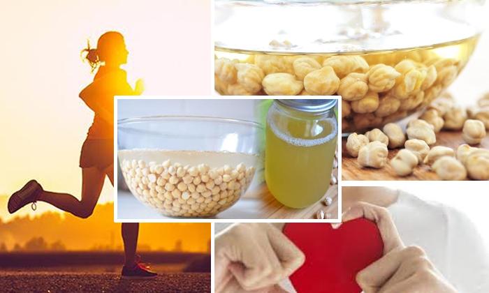 Exclusive: శనగలను నానబెట్టిన నీటిని పారబోస్తున్నారా..? ఈ 10 విషయాలు చూస్తే ఇంకెప్పటికీ ఆ పని చేయరు.!---Health Benefits Of Chickpeas Boiled Water-