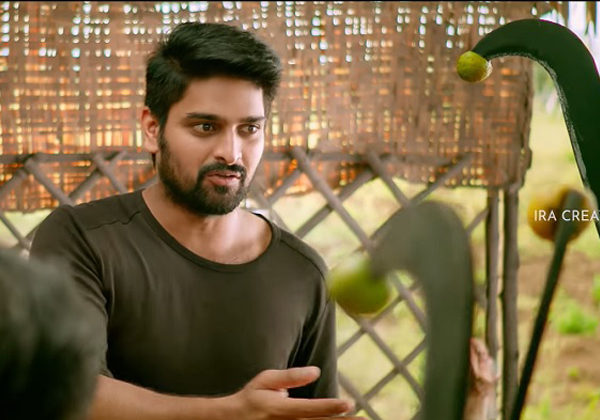 Hero Naga Shourya Wants To Do Another Experiment-