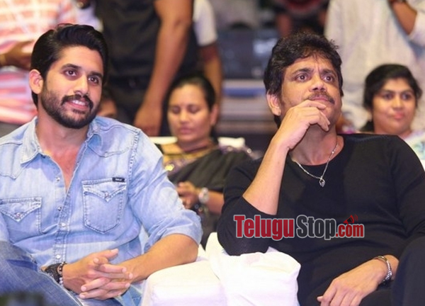 Hero Nani Comments On Akkineni Family-