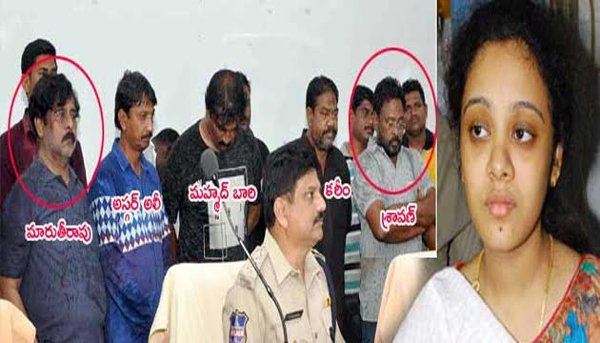 How a meticulous escape plan by Maruthi Rao flopped last minute-Maruthi Rao,meticulous Escape Plan,pranay Murder