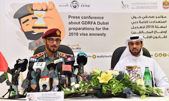 Indian Nri Gets Amnesty-2018 In Uae--Indian NRI Gets Amnesty-2018 In UAE-