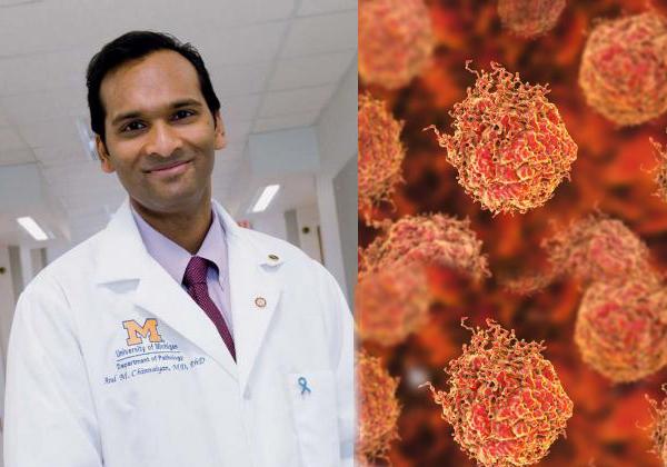 Indo-American Professor Arul Chinnaiyan Awarded USD 6.5 Millions-