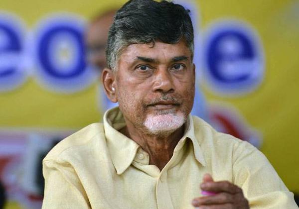 Is Chandrababu Naidu Afraid About 2019 Elections-