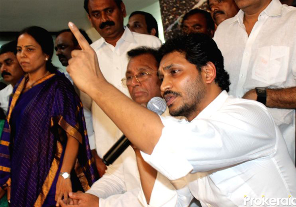 Is YS Jagan Over Expectations On 2019-