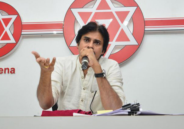 Janasena Pawan Kalyan Will Main In 2019 Elections-