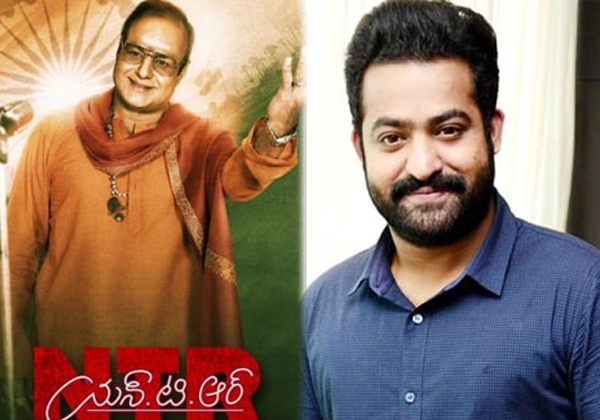 Jr NTR In Biopic But Balakrishna Must Give The Permission-