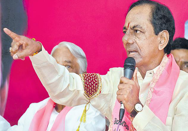 KCR Another Survey On TRS Candidates For Different constitutions-KCR Another Survey On TRS Candidates,September Fear Grips MLAs,Telangana Polls,TRS,TRS MLA Candidtes List: