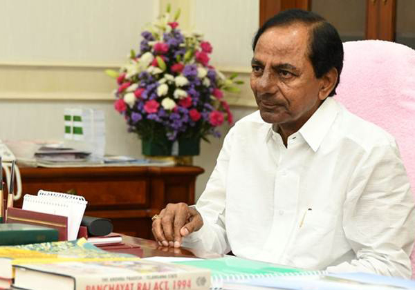 KCR Wants To Reopen The Allegations On Chandrababu Naidu-