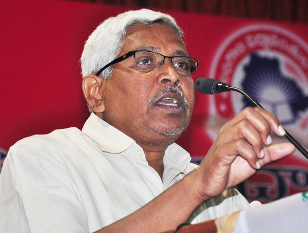 Kodandaram Demands Getting Trouble to Babu and Jagan-Elections In Telangana. Kodandaram Demands Getting Trouble To Babu And Jagan,Kodandaram,TDP,telangana Politics,YCP,ys Jagan