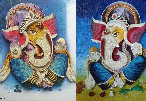 Letter Of God Vinayaka Goes Viral In Social Meadia-