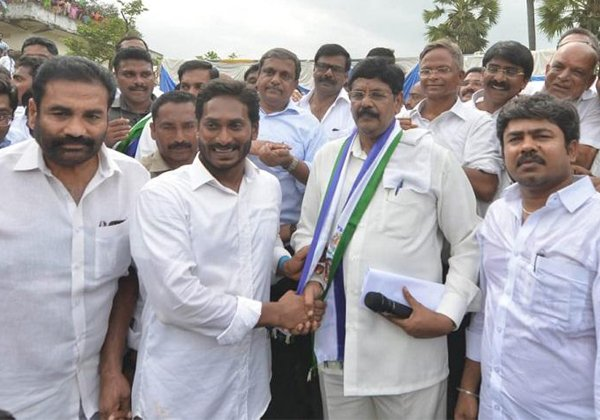 TDP Tension Over Jumping MLAs Into YCP-