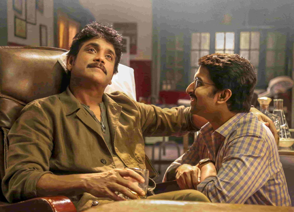 Nagarjuna Doubt About Devadasu Movie Result-
