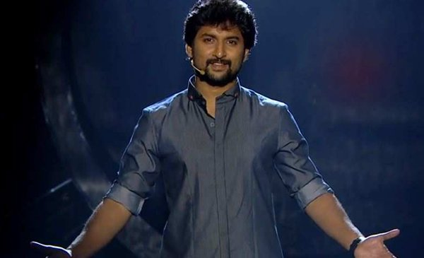 Nani And Bigg Boss Playing Safe Game-