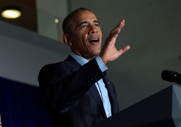 Obama Comments On Trump-