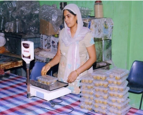 Once upon a Time She is a Pickle Woman Now She Has A Own Company-Krishna Yadav,Once Upon A Time She Is A Pickle Woman Now She Has A Own Company,Pickle Woman