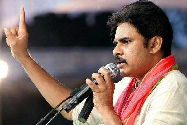 Pawan Announces First Janasena MLA Candidate Pithani Balakrishna-