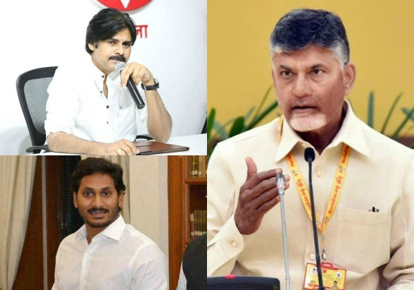 Political Parties Selfishness In Andhra Pradesh-