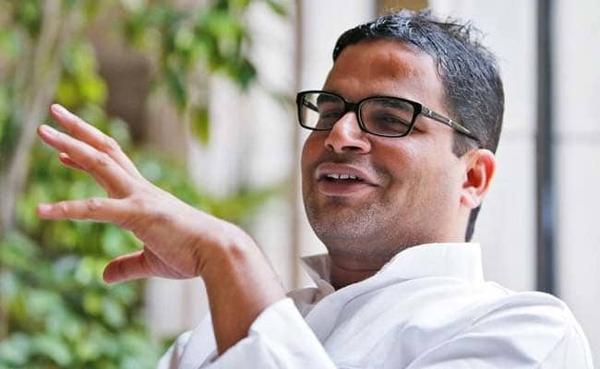 Prashant Kishor Survey Favor To Ys Jagan-