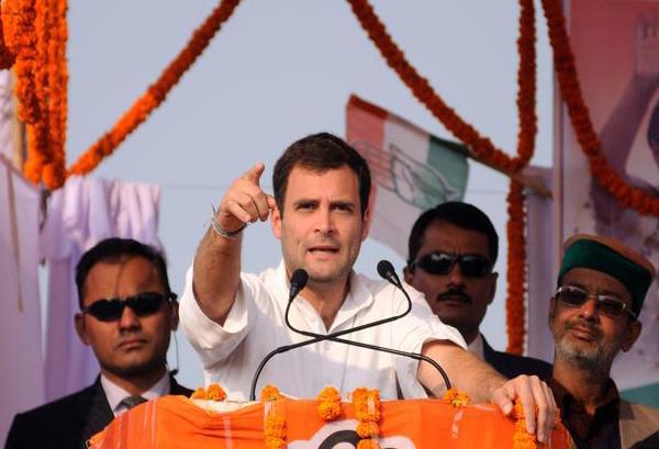 Rahul Gandhi Wants To Party Meet In Telangana-