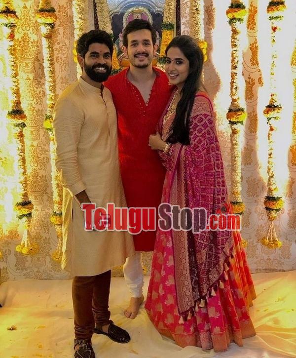 Rajamouli Son Karthikeya Gets Engaged To Jagapathi Babu Niece-