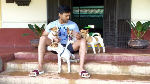 Ram Charan Surprise Gift To His Nephews-