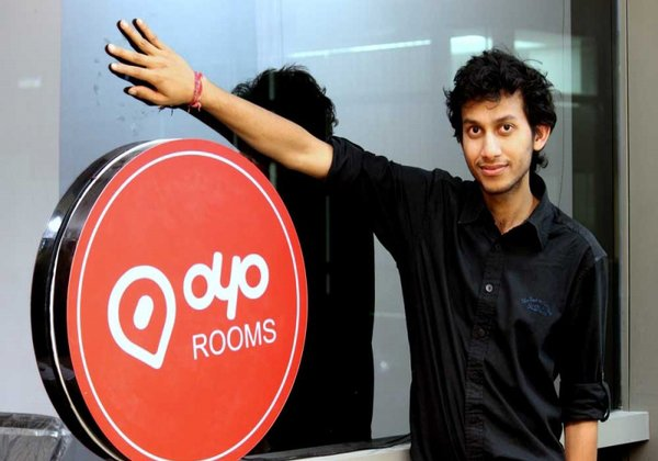 Ritesh Agarwal OYO Is The Young Founder & CEO Of Rooms-