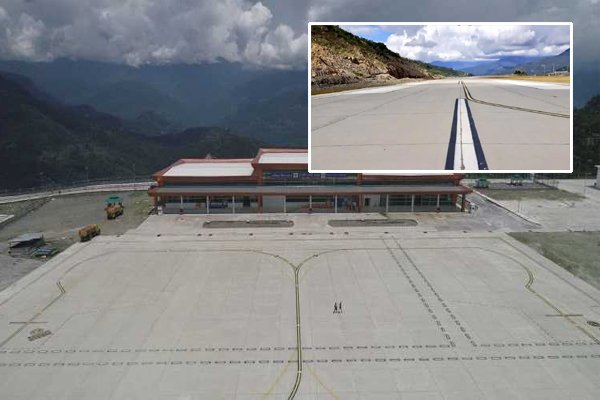 Sikkim Airport Launch: Gets Its First Airport-