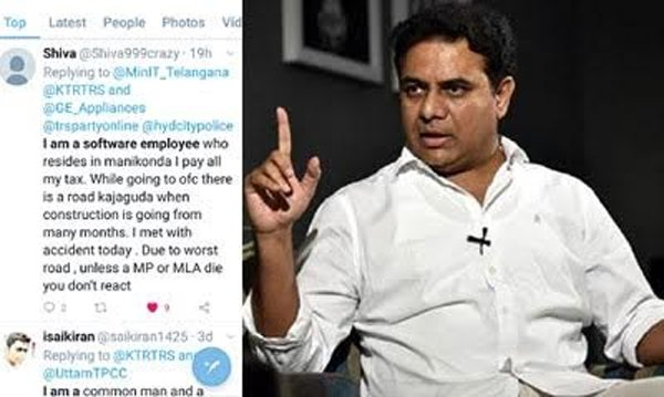 Software Employee Asks Strong Question To Ktr-