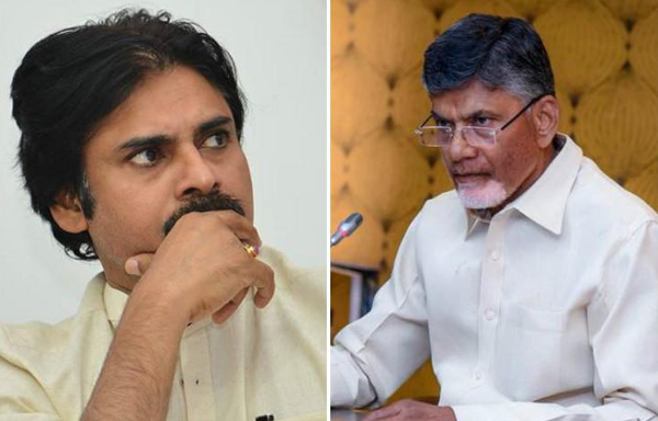 TDP Fears With Pawan JanaSena-