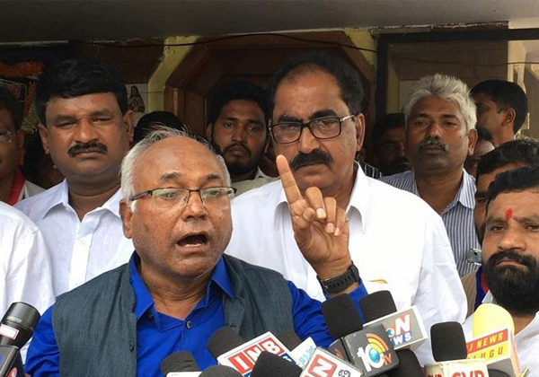 Tammineni Veerabhadram Wants To Give MLA Ticket to amrutha pranay-MLA Ticket To Amrutha Pranay,Tammineni Veerabhadram,Tammineni Veerabhadram Wants To Give MLA Ticket To Amrutha Pranay