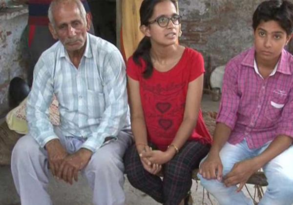 Tea Seller's Daughter Sudeeksha Bhati Wins Scholarship 3.8 Crore-