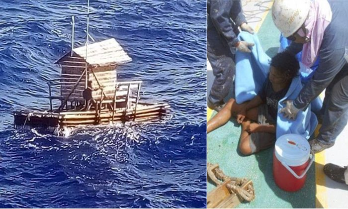 Teen Survives 49 Days At Sea In Drifting Fishing Hut--Teen Survives 49 Days At Sea In Drifting Fishing Hut-