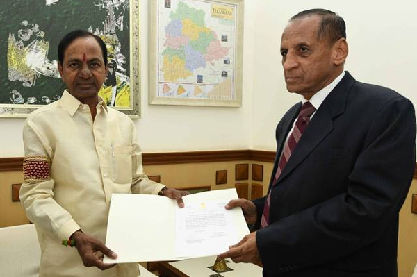 Telangana Assembly Dissolution Secret Behind Kcr Daring Decision-