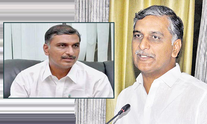 Telangana Minister Harish Rao Activity Dull In Trs Party--Telangana Minister Harish Rao Activity Dull In TRS Party-