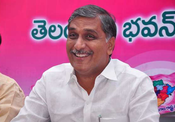 Telangana Minister Harish Rao Activity Dull In TRS Party-