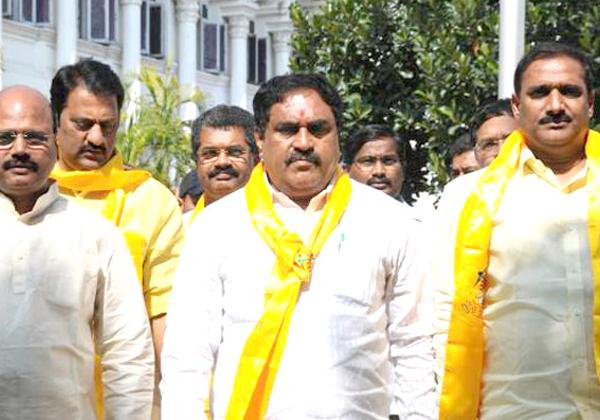 Telangana TDP Leaders List Announced L Ramana-Elections In Telangana,L Ramana,Telangana TDP,Telangana TDP Leaders List Announced L Ramana,yerram Naidu