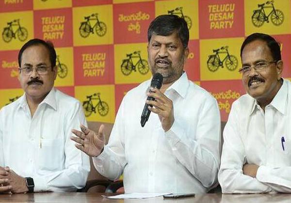 Telangana TDP Leaders List Announced L Ramana-