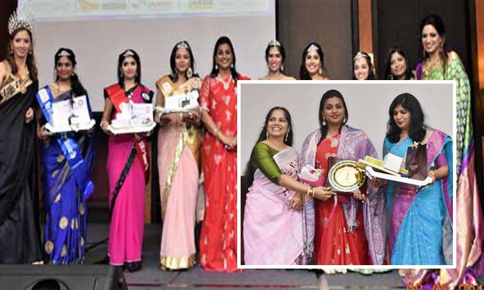 Telugu Womens In Singapore Book Of Record--Telugu Womens In Singapore Book Of Record-