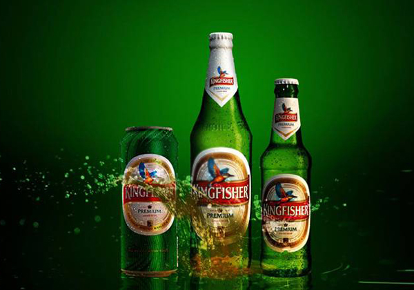 The Drinker Application To Collector For Kingfisher Beer-