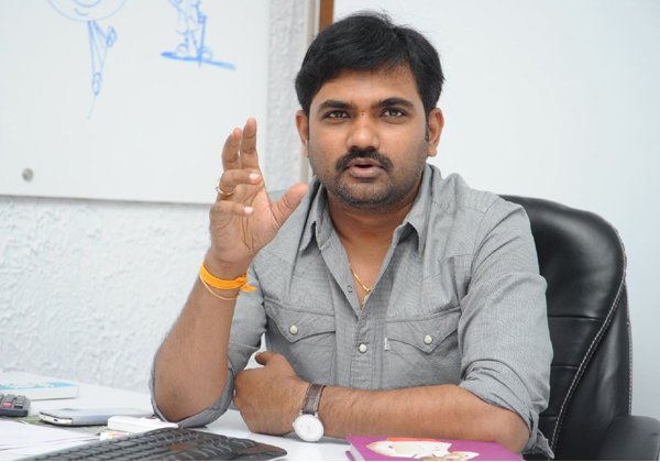 The Heart Touching Story Of Director Maruthi-