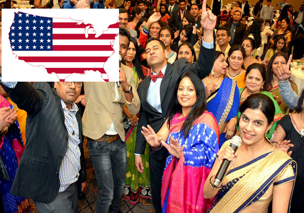 The Most of the Peoples are Speaking Telugu In America-NRI,Speaking Telugu In America,Telugu NRI News,The Most Of The Peoples Are Speaking Telugu In America