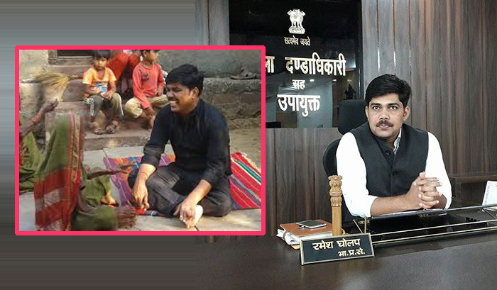 The Story Of A Disabled Bangle Seller Who Is Now An Ias Officer--The Story Of A Disabled Bangle Seller Who Is Now An IAS Officer-