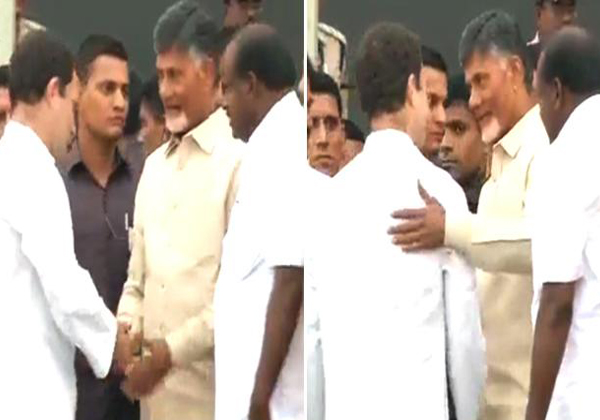 The TDP And Congress Friendship Will Work In Telangana Elections-