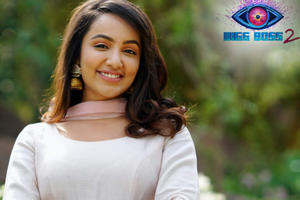 These Two Beauties Were Gained Good Luck From Bigg Boss Telugu 2-