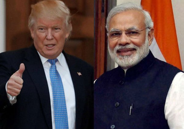 Trump Sensational Comments On Indians-