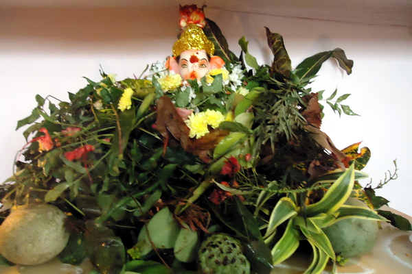 Types Of Patra Patri Used In Ganesh Puja-
