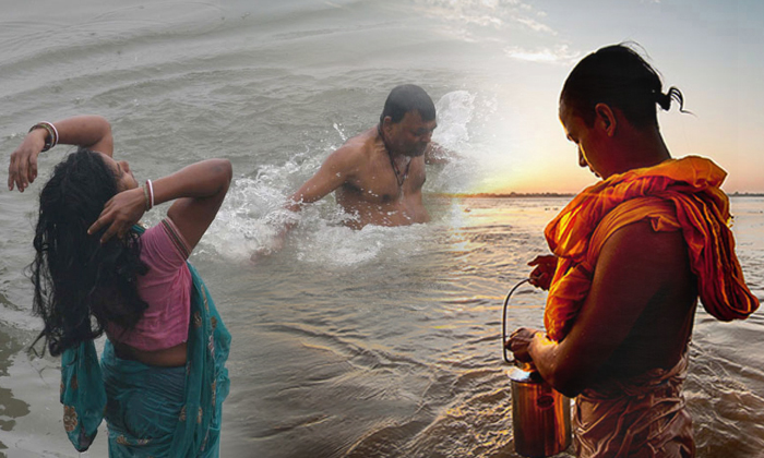 Types Of Taking Snanam Bath Hinduism--Types Of Taking Snanam Bath Hinduism-